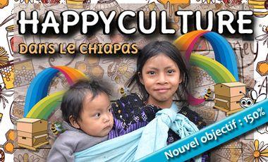Project visual HappyCulture dans le Chiapas