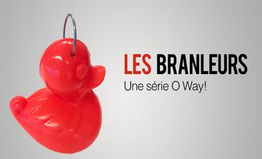 Visueel van project LES BRANLEURS