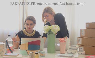 Project visual PARFAITES.fr, encore mieux c'est jamais trop!