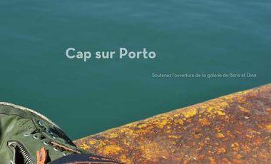 Project visual Cap sur Porto