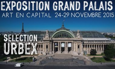 Visueel van project Exposition Photo Urbex au Grand Palais