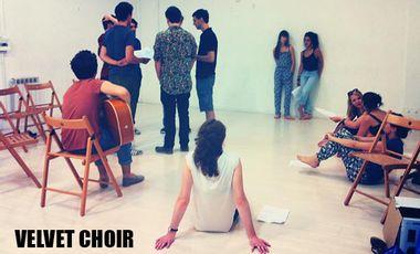 Project visual Velvet Choir
