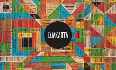 Visuel du projet DJAKARTA 1er EP (5 titres) / 1st EP (5 tracks)