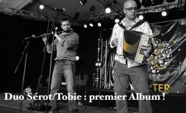 Project visual Duo Sérot/Tobie : Premier album !