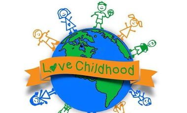 Project visual LOVE CHILDHOOD