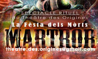 Project visual Martror, la fèsta dels Mòrts