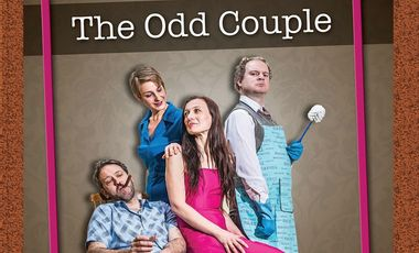 Visueel van project The Odd Couple