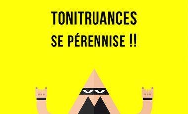 Visuel du projet Tonitruances se pérennise !