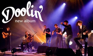 Project visual Doolin' - album anniversaire et humanitaire