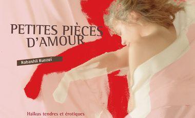 Project visual Petites pièces d'amour, les haïkus érotiques d'Habashli Kunzeï