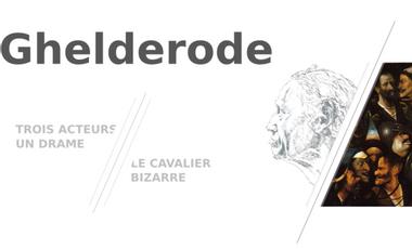 Visueel van project Ghelderode