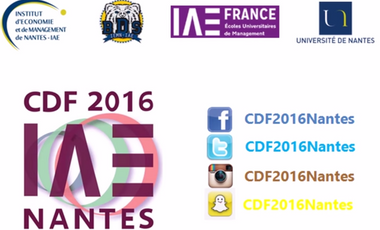 Project visual La Coupe de France des IAE 2016