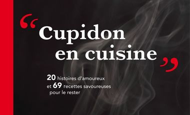 Project visual Cupidon en cuisine