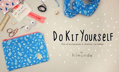 "Project visual ""DoKitYourself"" kits à réaliser soi-même"