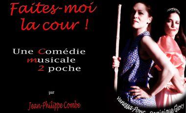 Visueel van project Comédie musicale Faites-moi la cour !