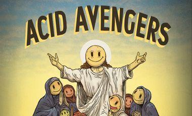 Visuel du projet Acid Avengers Records