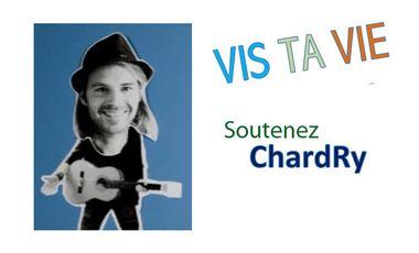 """Project visual ChardRy - Mon nouvel Album """"Vis ta vie"""" + clip traduit en langue des signes française"""