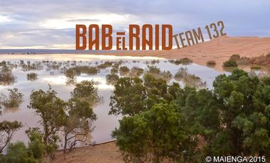 Visueel van project Bab El Raid - Team 132
