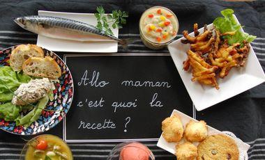 Visueel van project Allo maman, c'est quoi la recette ?