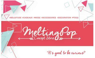 Project visual La boutique en ligne de MeltingPop