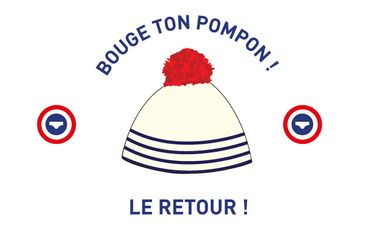 Visuel du projet Bouge ton Pompon 2015 !