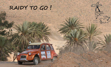 Project visual Raidy to go - Bab el Raid 2016
