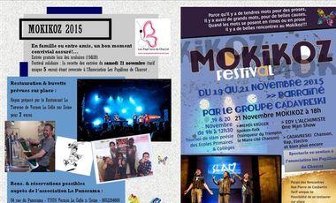 Visuel du projet MOKIKOZ 2015