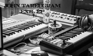 Visueel van project Exil EP by John Tareugram