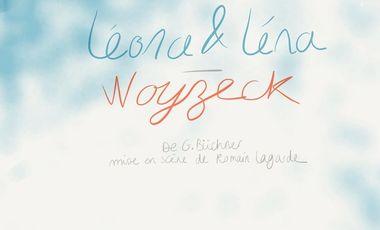 Visueel van project Woyzeck / Léonce et Léna de Georg Büchner