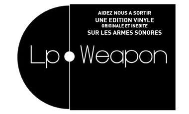 Visueel van project LP WEAPON