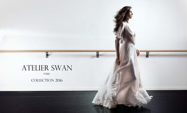 Visueel van project Atelier Swan - Création sur mesure de Robes de mariée