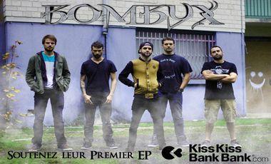 Visueel van project 1er EP de BOMBYX