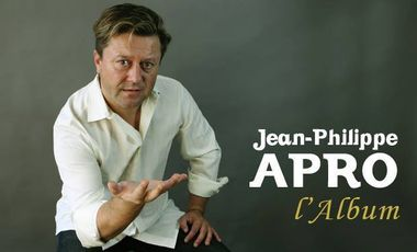 Project visual Jean Philippe Apro ( L'Album )