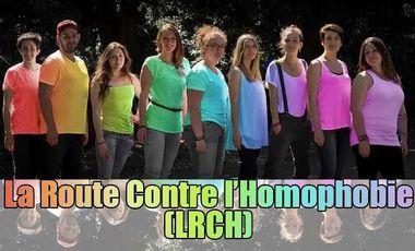 Project visual La Route Contre l'Homophobie