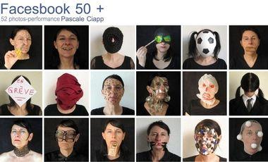 Visueel van project Facesbook 50 +