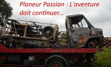 "Project visual ""Planeur Passion"" : L'aventure doit continuer"