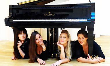 Project visual 1er CD de l'Ensemble Calypso