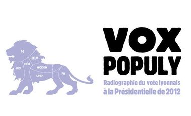 Project visual Vox Populy
