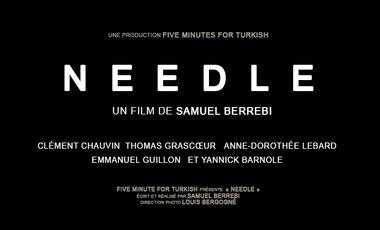Visueel van project «Needle», le court-métrage.