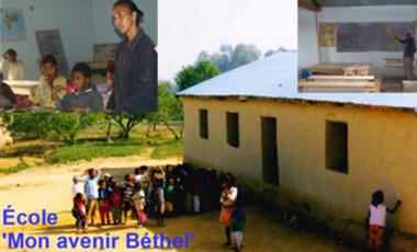 Project visual Participez au financement d'une école malgache