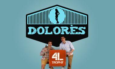 Visueel van project 4L Trophy Dolorès Ben & Rob
