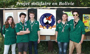 Visueel van project Projet solidaire en Bolivie