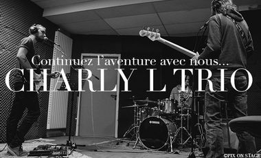 Visueel van project Charly L Trio - Nouvel EP