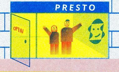 Visuel du projet PRESTO Studio, Shop & Galerie !