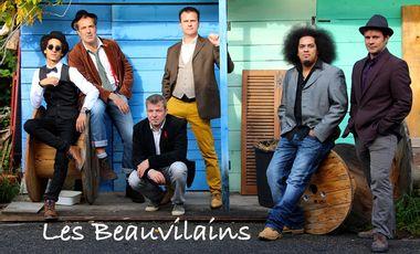 Visuel du projet CD Les Beauvilains