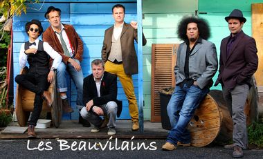 Project visual CD Les Beauvilains