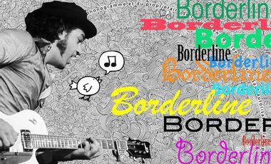 Visuel du projet BORDERLINE - Premier album de Gautier