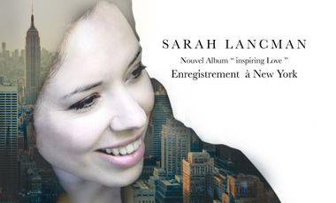 Project visual Sarah Lancman : Nouvel Album à New York