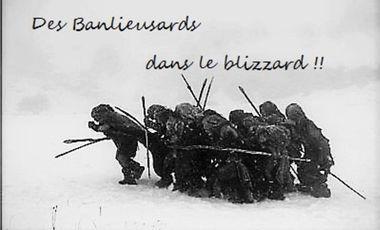 Visueel van project Des banlieusards dans le blizzard !!