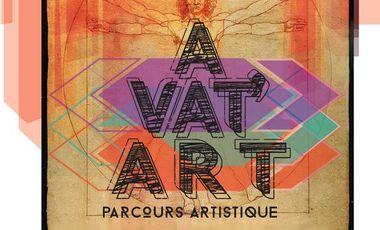 Visueel van project Avat'Art parcours artistique